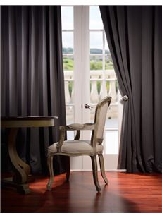 Doublewide Solid Blackout Curtains