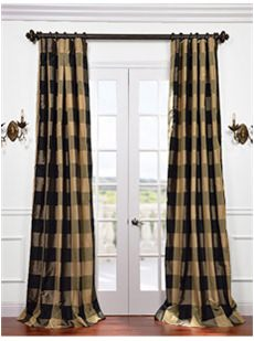 Shop By Signature Silk Curtains