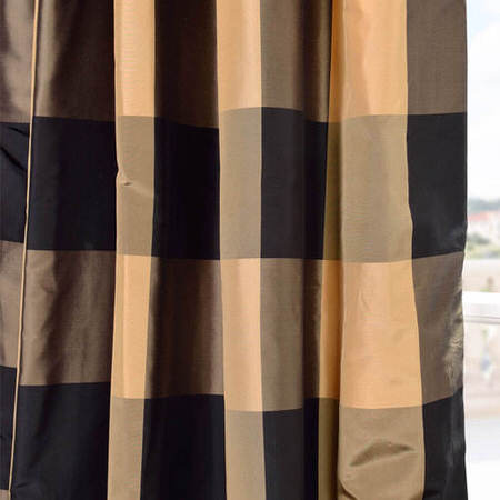 Eastwood Taffeta Silk Plaid Swatch