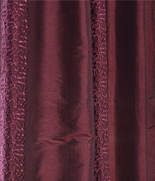 Baldwin Merlot Silk Swatch