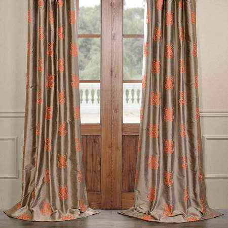 Nottingham Silk Curtain