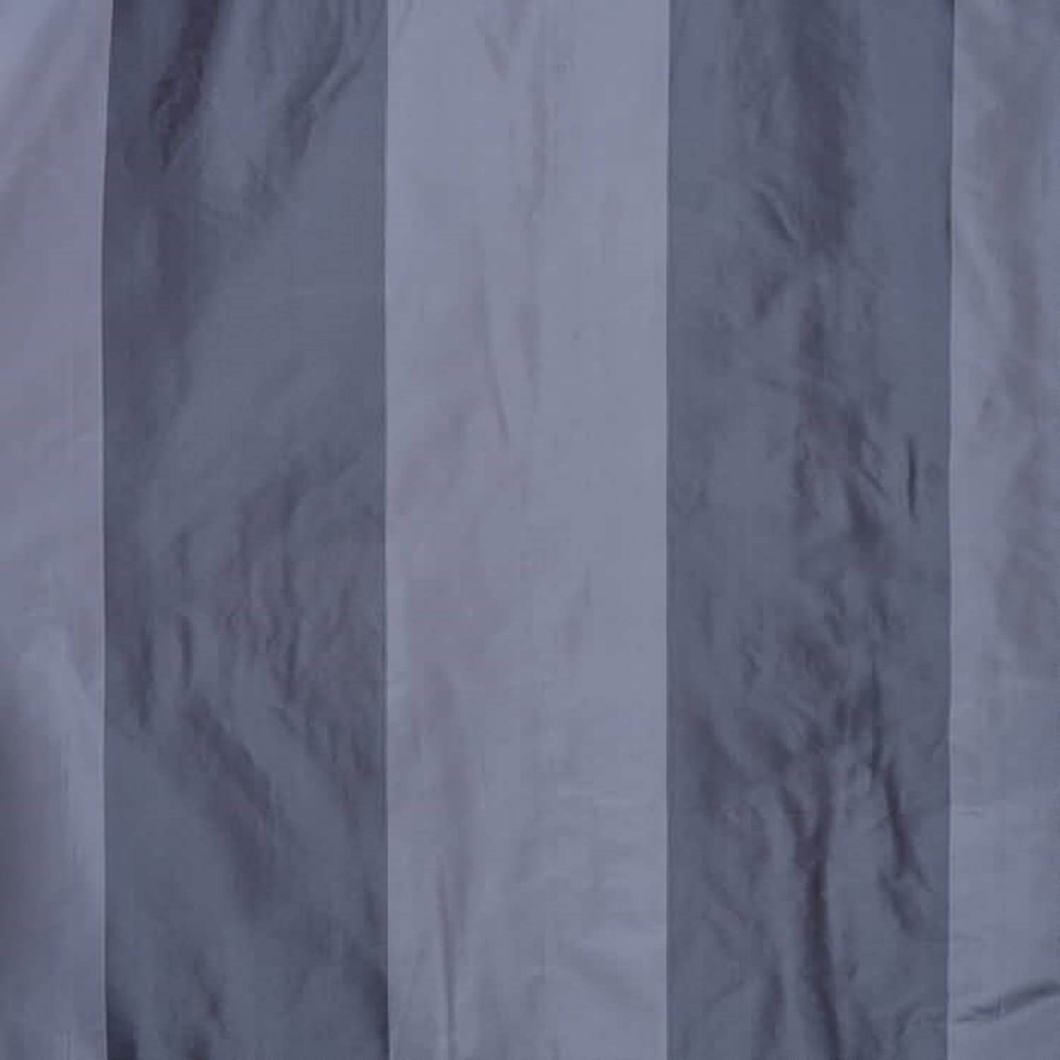 Brighton Blue Silk Stripe Swatch