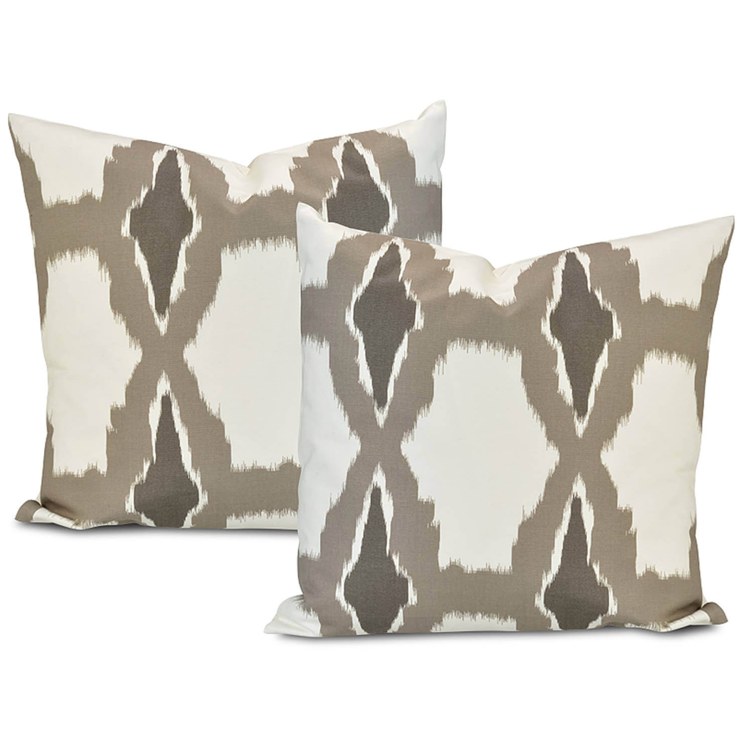Sorong Printed Cotton Cushion Cover (Pair)