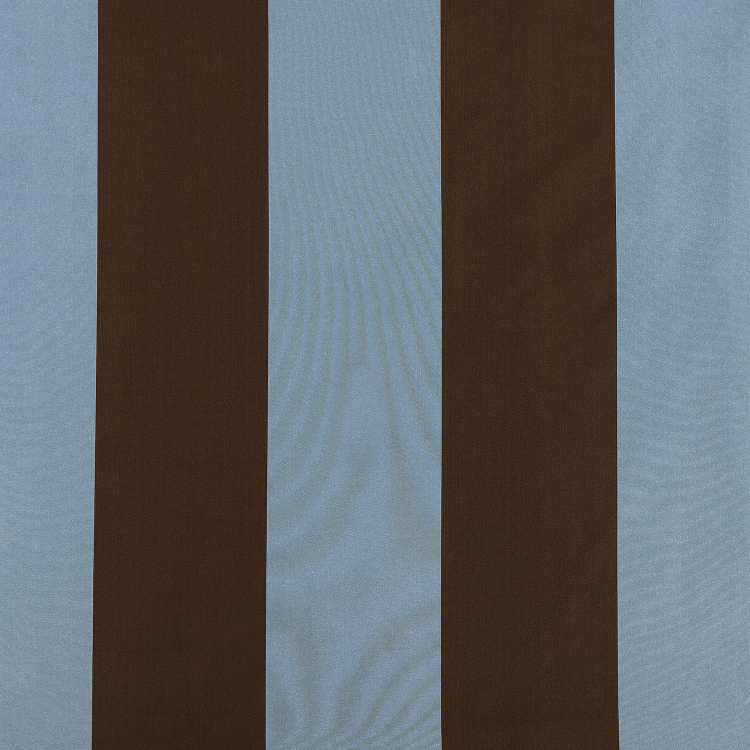 Crockett Faux Silk Taffeta Stripe Swatch
