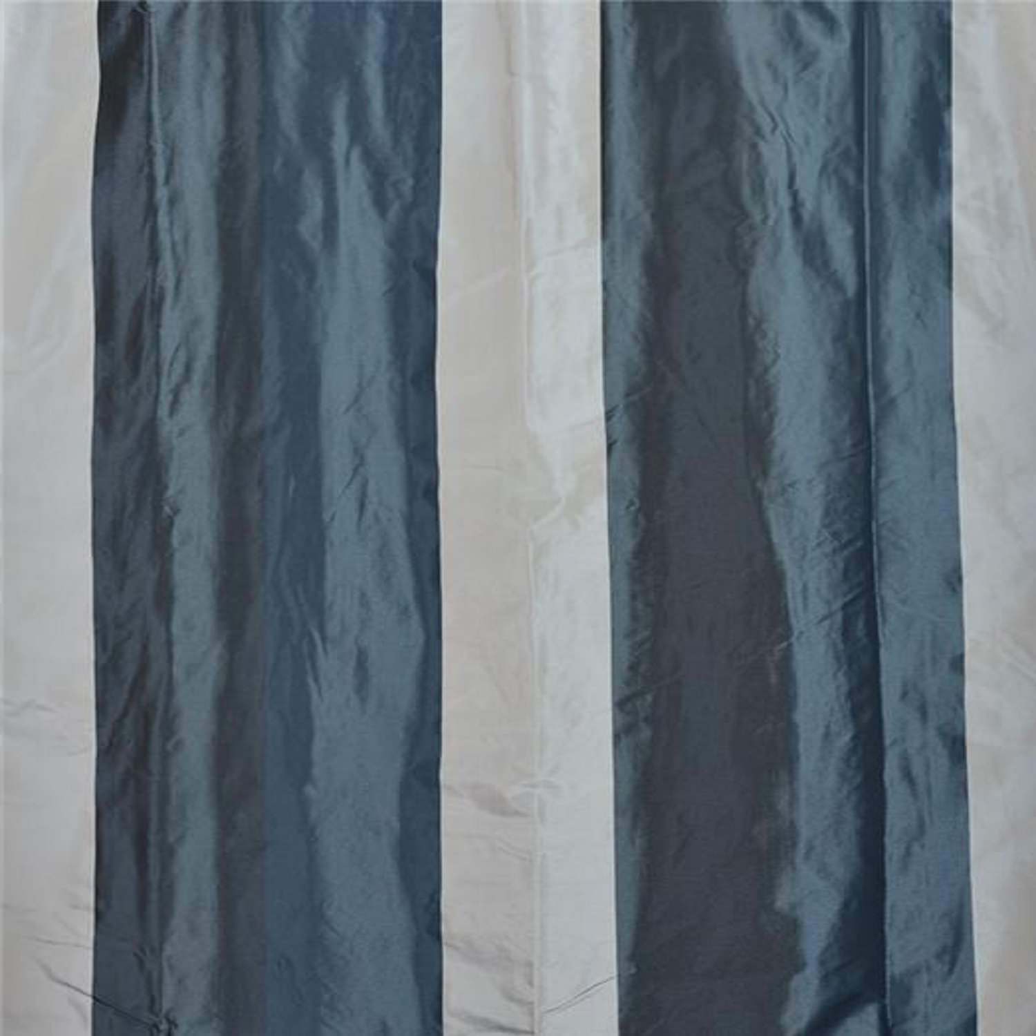 Park Avenue Faux Silk Taffeta Stripe Swatch