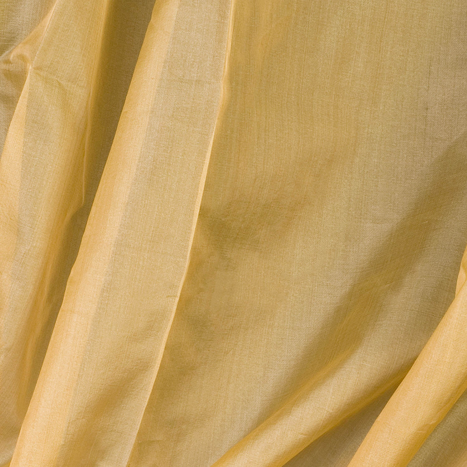 Ivory Silk Organza Sheer Swatch