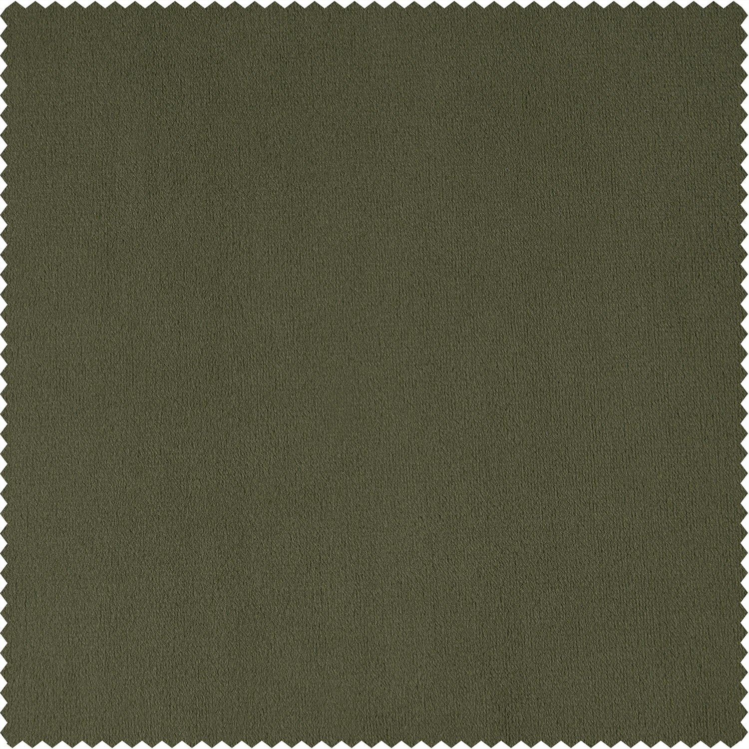 Signature Hunter Green Velvet Swatch