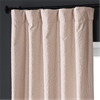 Aurora Embroidered Cotton Crewel Curtain