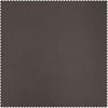 Banded Java Faux Silk Taffeta & Kona Brown Cotton Velvet Curtains