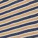 Blue & Taupe Hand Weaved Cotton Fabric