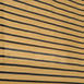 Gold & Black Casual Cotton Fabric