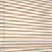 White & Beige Hand Weaved Cotton Fabric