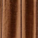 Mocha Textured Dupioni Silk Fabric