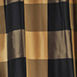 Eastwood Silk Taffeta Plaid Fabric