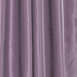 Smokey Plum Vintage Textured Faux Dupioni Silk Fabric