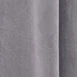 Signature Silver Grey Blackout Velvet Fabric