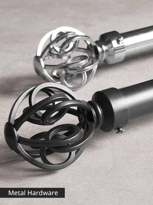 Metal Curtain Hardware