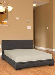 Cotton Spandex Jersey Fitted Sheet With Antibacterial Treatment
