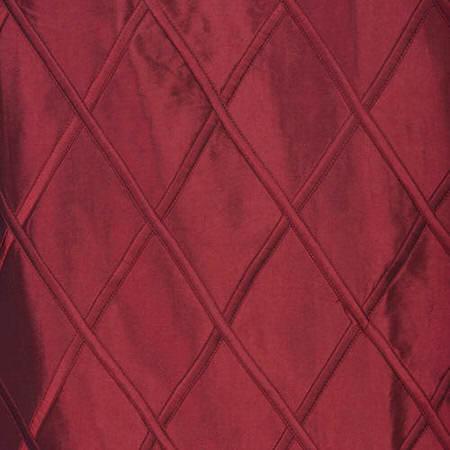Alexandria Merlot Faux Taffeta Silk Swatch