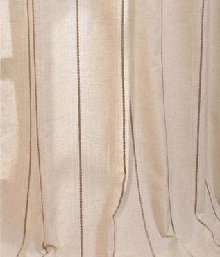 Trinidad Hemp Linen Blend Stripe Swatch