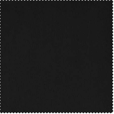 Signature Black Double Wide Velvet Swatch