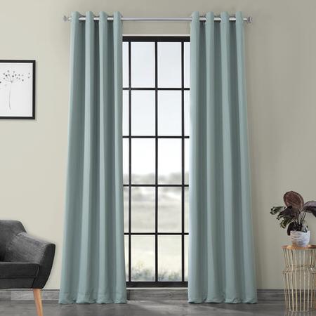 Juniper Berry Grommet Blackout Curtain