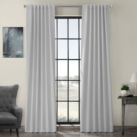 Arctic Grey Blackout Curtain