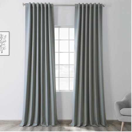 Blue Fir Blackout Curtain