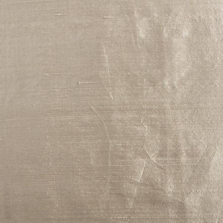 Biscuit Beige Textured Dupioni Silk Fabric