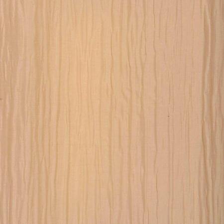 Bjork Crème Faux Silk Jacquard Curtain