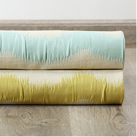 Espen Citron Faux Silk Jacquard Fabric
