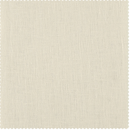 Ancient Ivory French Linen Fabric