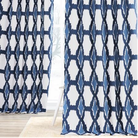 Sorong Royal Printed Cotton Curtain