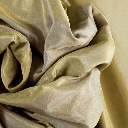 Riviera Faux Silk Taffeta Stripe Fabric