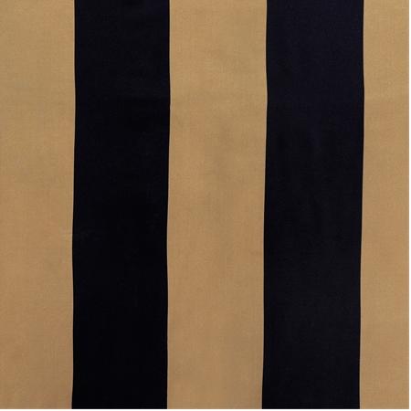 Regency Faux Silk Taffeta Stripe Fabric