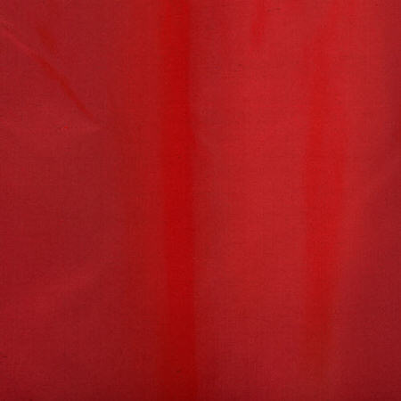 Scarlet Silk Taffeta Fabric