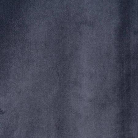 Blue Grey Vintage Cotton Velvet Fabric