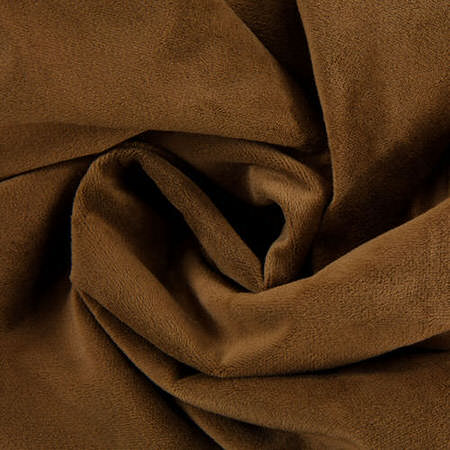 Signature Sable Velvet Fabric