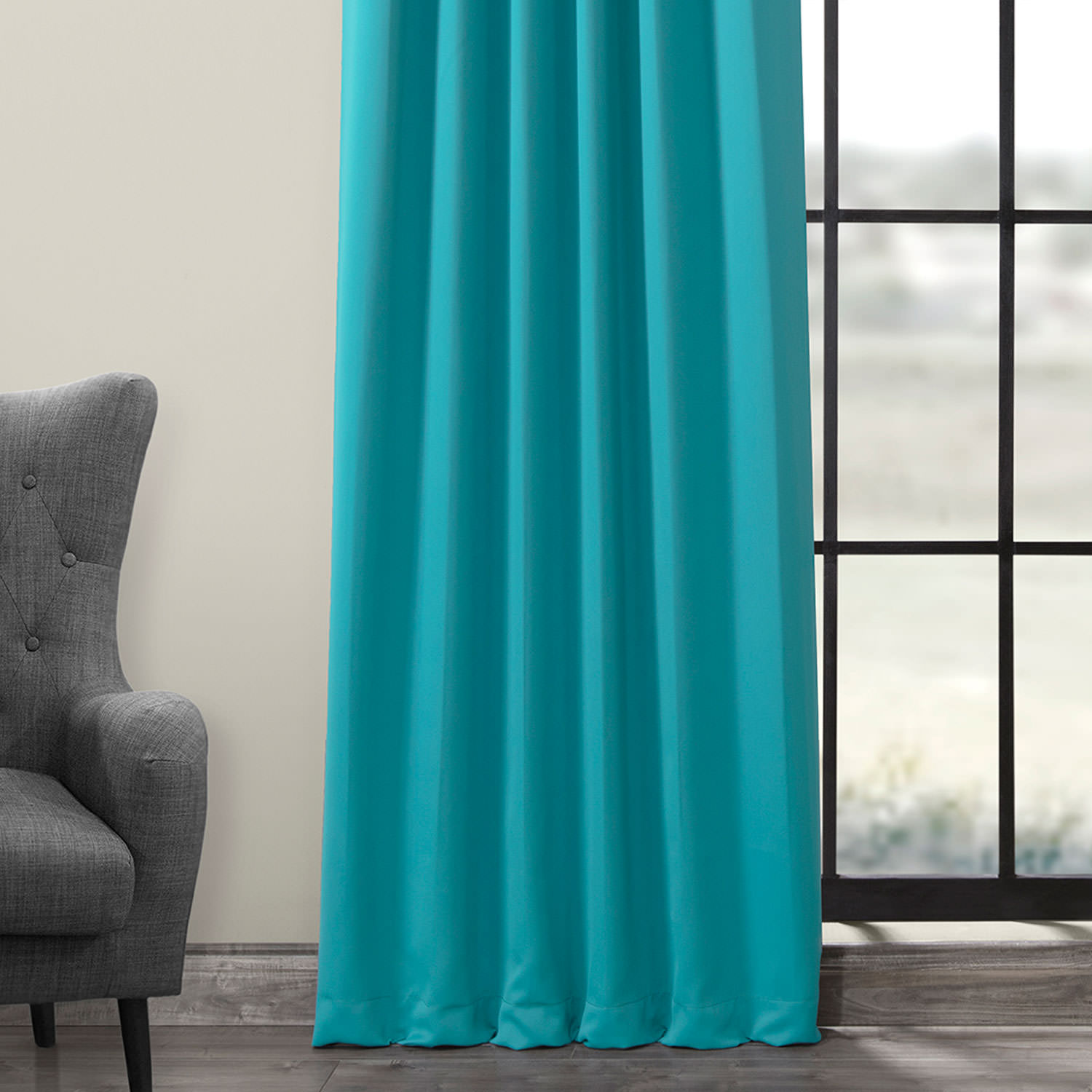 Turquoise Blue Blackout Curtains Amp Drapes