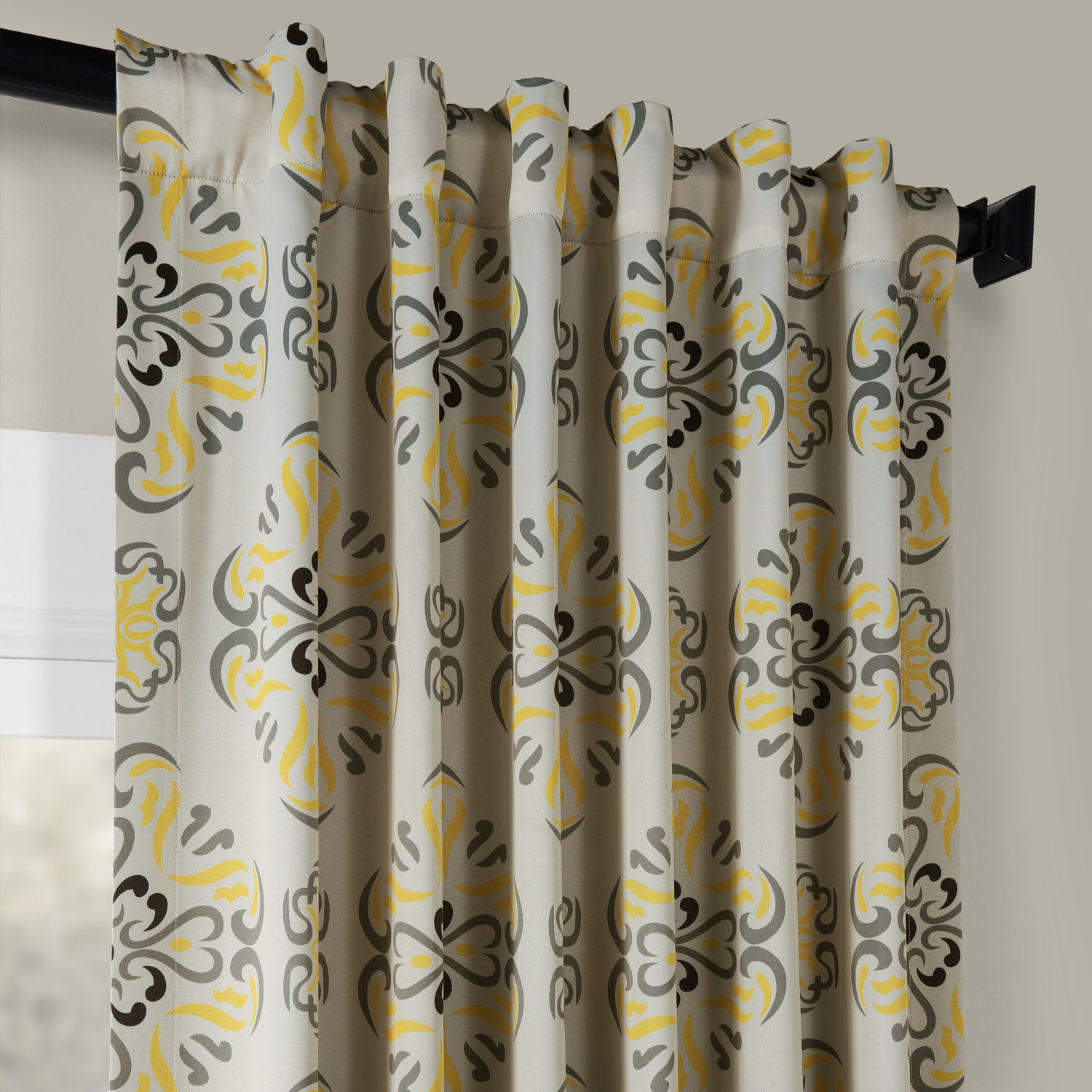 Wooden Curtain Valance Roman Shades