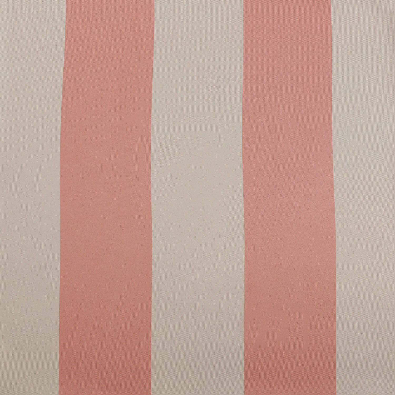 Anne Pink & Off White Stripe Blackout Swatch