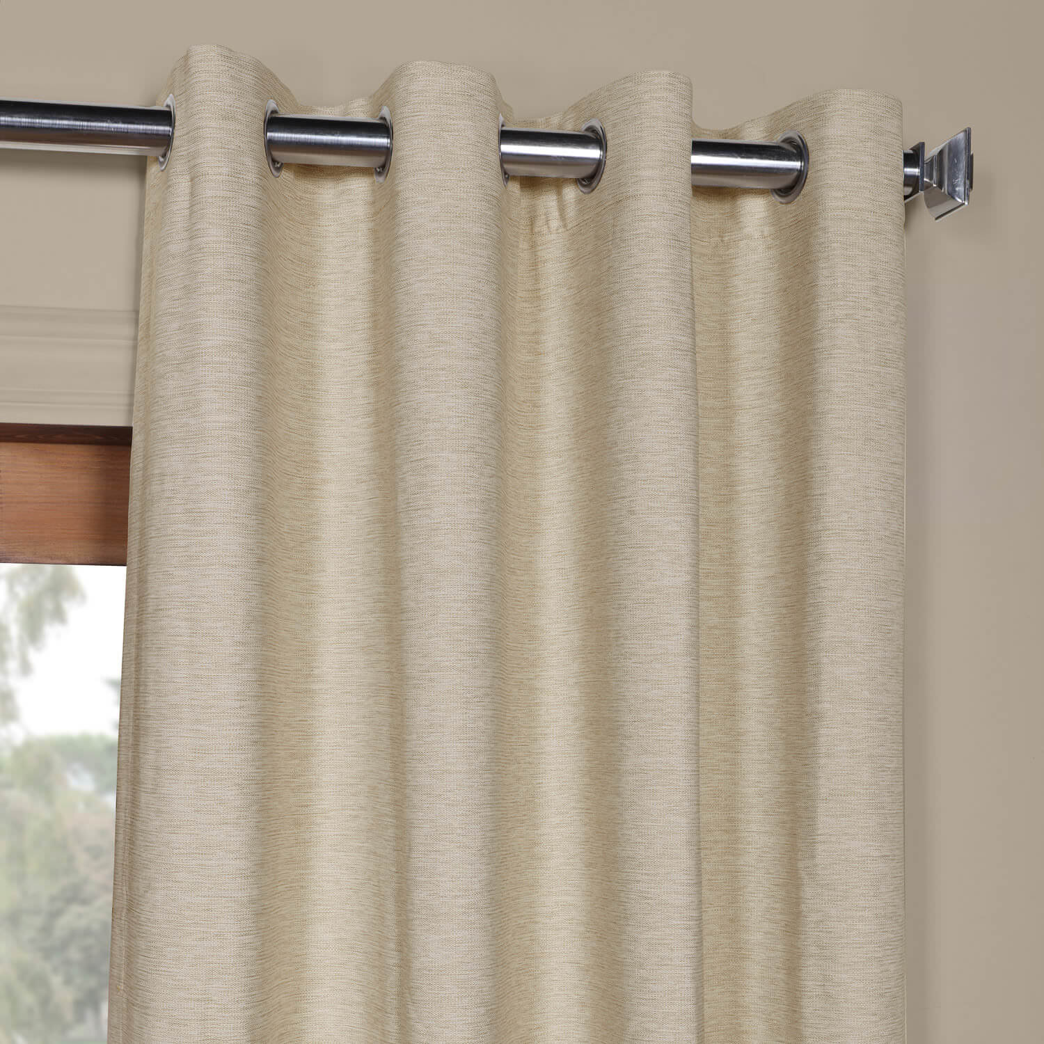 Candlelight Bellino Grommet Blackout Curtain