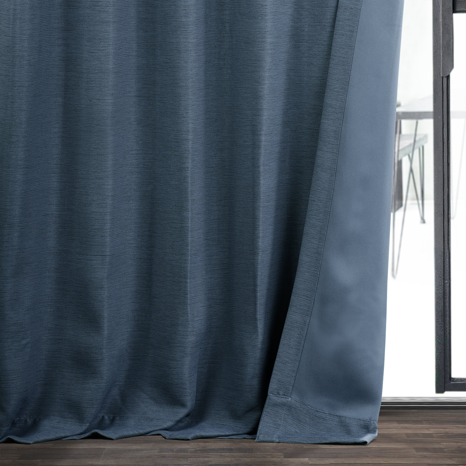 Wild Blue Bellino Blackout Curtain