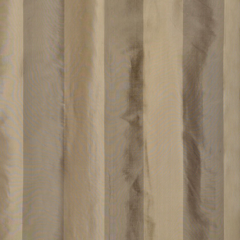 Cairo Haze Silk Stripe Fabric