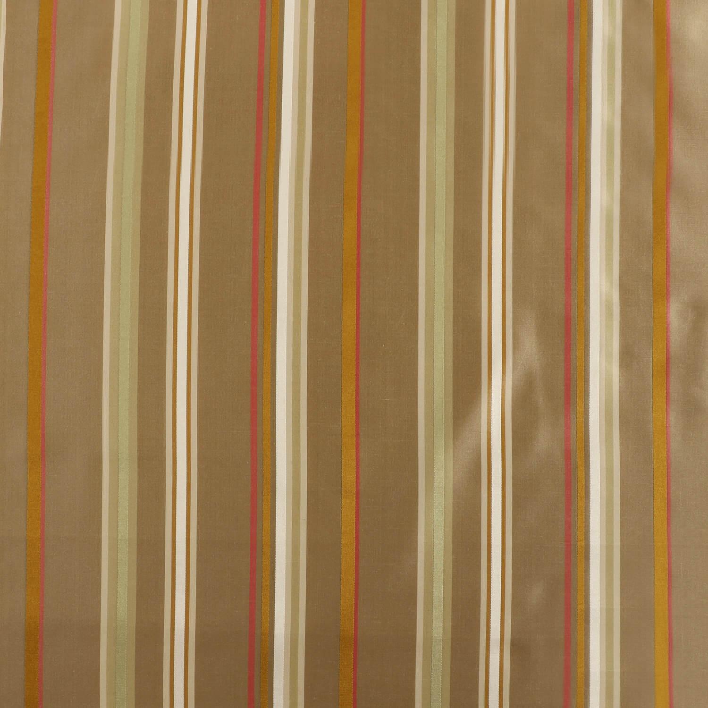 Castleford Stripe Silk Fabric