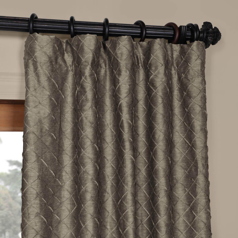 Kirkby Silk Curtain