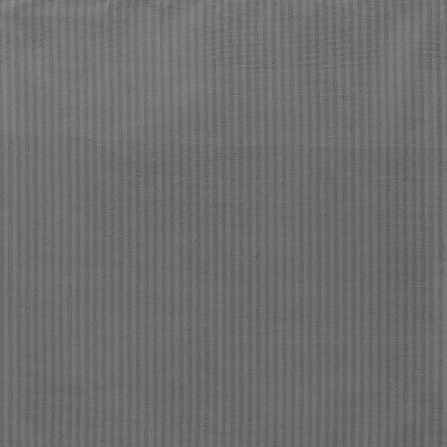 Cambridge Grey Silk Stripe Swatch