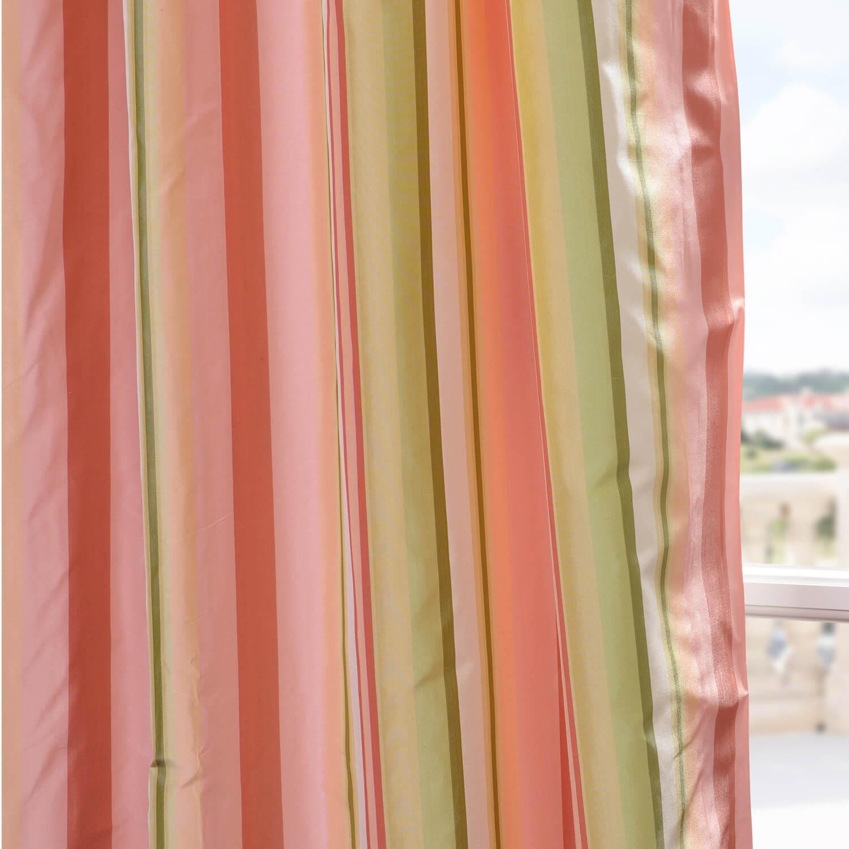 Serendipity Silk Taffeta Stripe Swatch