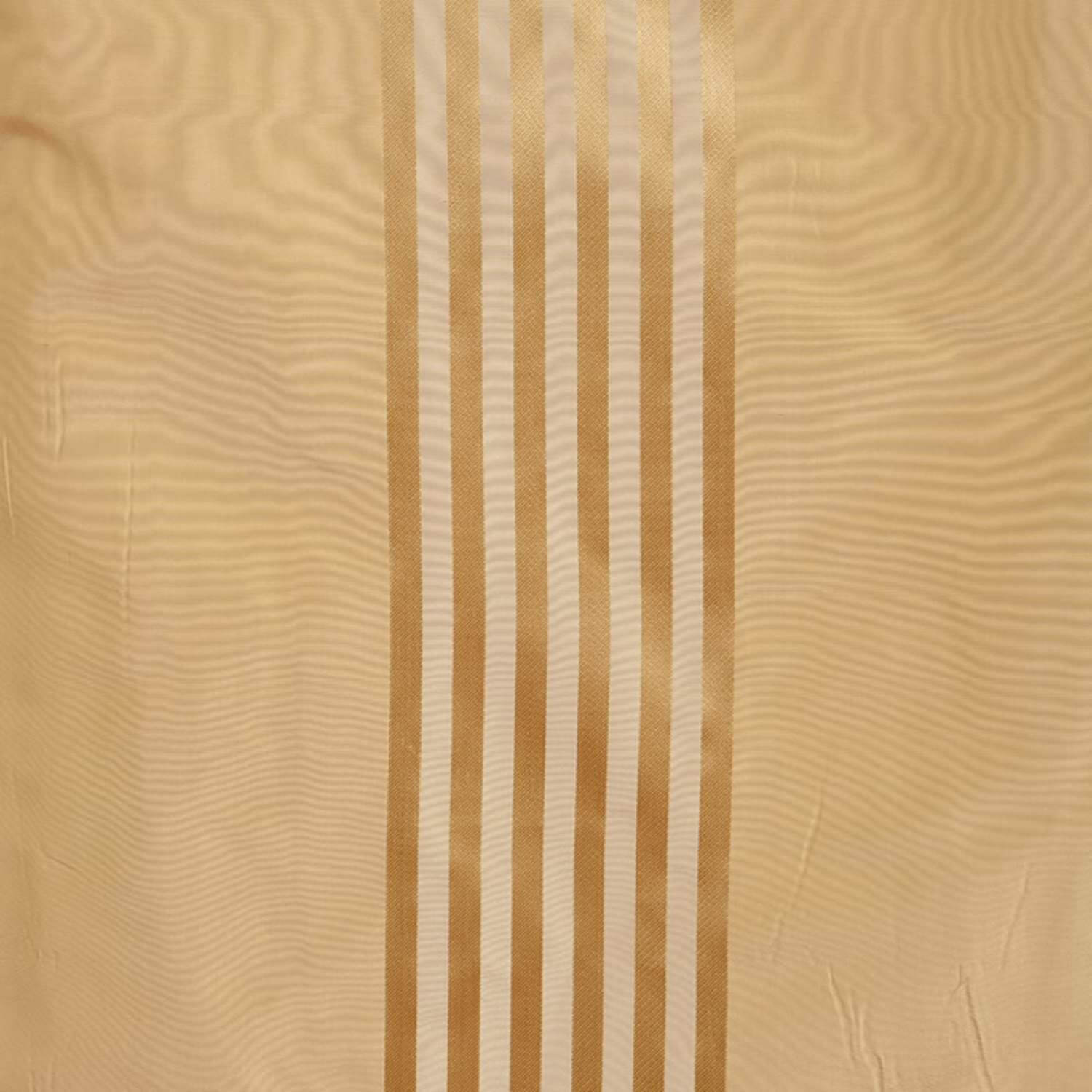 Waterford Sand Silk Stripe Fabric