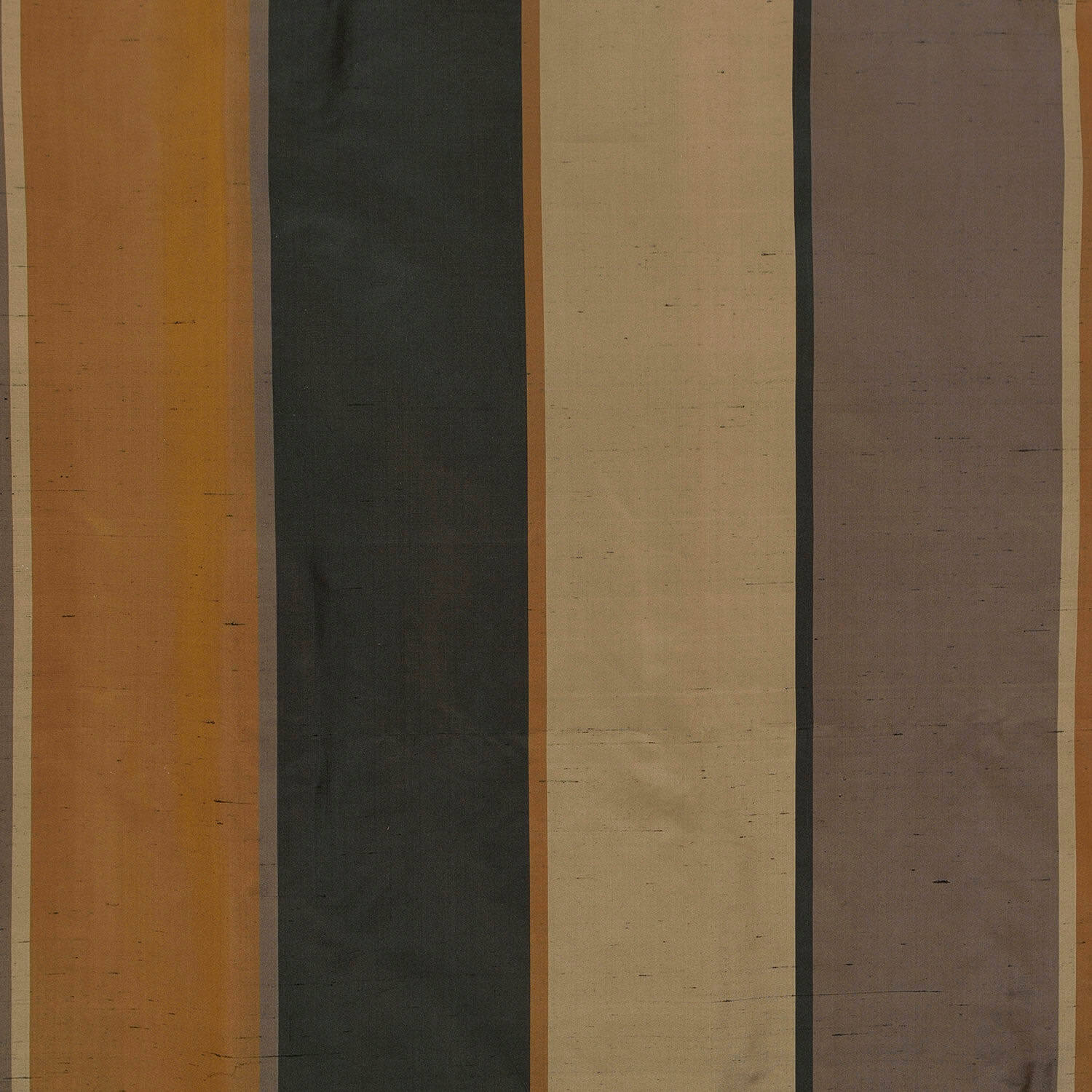 Ripon Multi Stripe Designer Silk Swatch